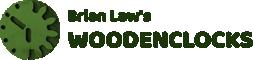 Brian Law's Woodenclocks